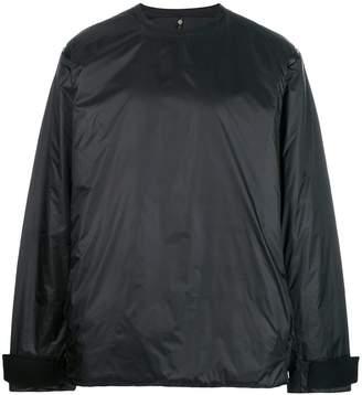 Oamc waterproof sweatshirt