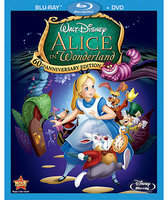 Disney Alice in Wonderland - Blu-ray Combo Pack