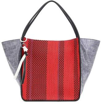 Proenza Schouler Extra Large woven tote