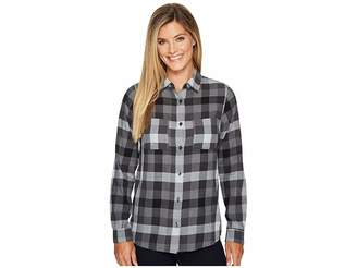 The North Face Long Sleeve Trail Ready Shirt Women's Long Sleeve Button Up