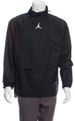 Jordan Light Weight Pullover Jacket w/ Tags