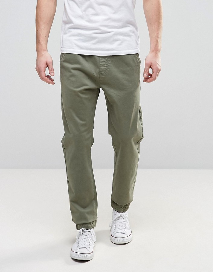 Blend Of AmericaBlend Elasticated Waist and Cuff Chino