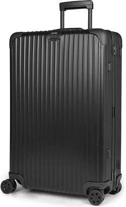 Rimowa Topas Stealth four-wheel suitcase 78cm