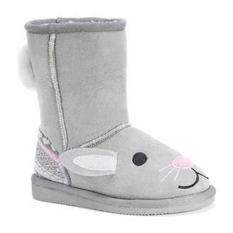 Muk Luks Toddler Unisex Trixie Bunny Winter Boots