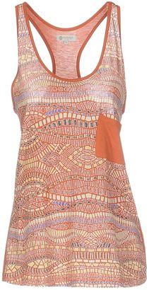 ELEMENT Tank tops $39 thestylecure.com
