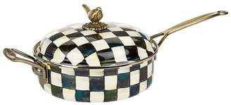 Mackenzie Childs Mackenzie-childs Courtly Check Sauté Pan