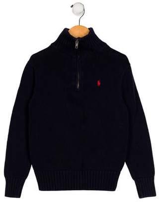 Polo Ralph Lauren Boys' Knit Long Sleeve Sweater
