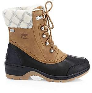 Sorel Women's Whistler Wool Lined Winter Boots