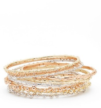 Women's Kendra Scott Sooter Set Of 9 Bangles $150 thestylecure.com