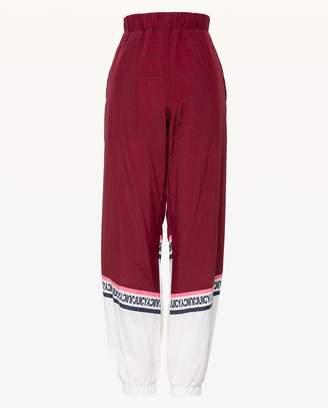 Juicy Couture JXJC Colorblock Nylon Pant