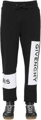 Cheap Buy Authentic Discount The Cheapest Tapered Logo-embroidered Loopback Cotton-jersey Sweatpants Givenchy RJnVBfc