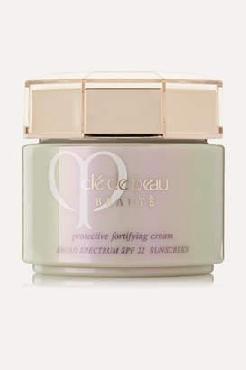 Clé de Peau Beauté Protective Fortifying Cream Spf22, 50ml - Colorless