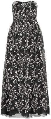 Erdem Karenna embroidered dress