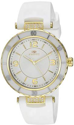 Seapro Women's SP6411 Seductive Analog Display Swiss Quartz White Watch