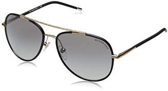 Burberry Men's 0BE3078J 114511 57 Sunglasses