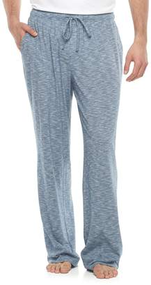 Croft & Barrow Big & Tall Slubbed Knit Lounge Pants