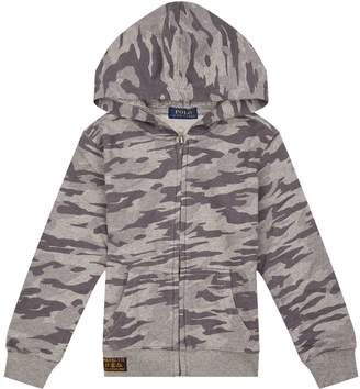 Polo Ralph Lauren Camouflage Hoodie