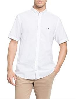 Tommy Hilfiger Cotton Linen S/S Nf2