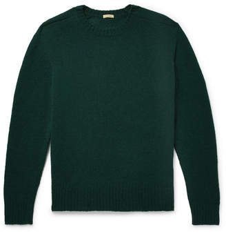 Undercover Shepherd Wool Sweater
