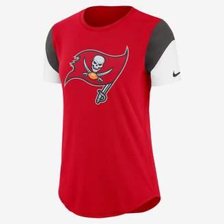Nike Team Fan (NFL Buccaneers) Women's Tri-Blend T-Shirt