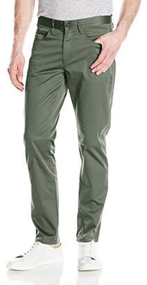 Perry Ellis Men's Stretch 5-Pocket Pant
