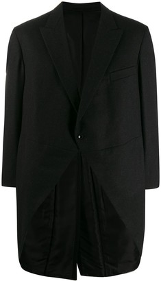 A.N.G.E.L.O. Vintage Cult 1990's back pleated oversized coat