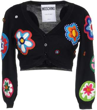 Moschino Wrap cardigans