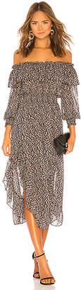 MISA Los Angeles Begonia Dress