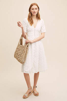 Seen Worn Kept Anglaise Eyelet Dress