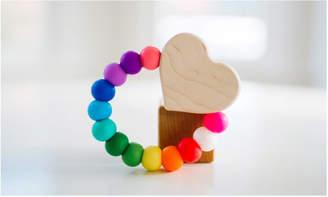 Bannor Toys Heart Charm Teether