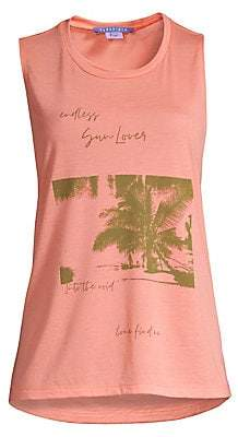 The Endless Summer Paradised Women's Tank