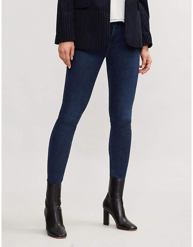 Maria super-skinny high-rise jeans