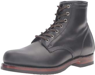 Frye Men's John Addison Lace up Combat Boot