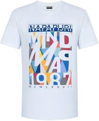 Napapijri T-shirts - Item 12312907ST