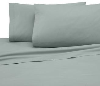 Martex 225 Thread Count Standard Sage Pillowcase Pair