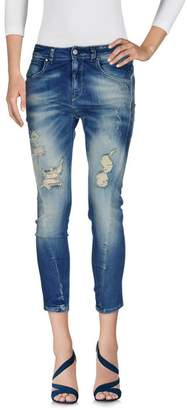 FIFTY FOUR Denim trousers