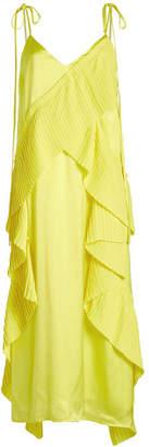 Kenzo Midi Dress with Pleats