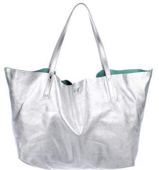 Tiffany & Co. Reversible Leather Tote