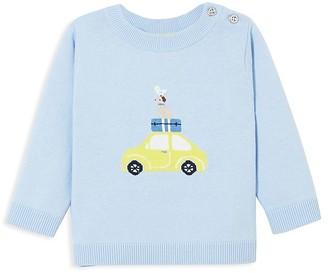 Jacadi Boys' Car, Dog & Seagull Sweater - Baby $69 thestylecure.com
