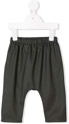 Douuod Kids drop crotch trousers