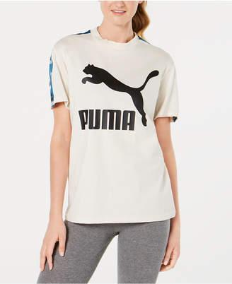 Puma Revolt Logo T-Shirt