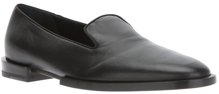 Jil Sander whole cut slipper