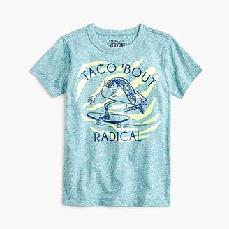 "J.Crew Boys' ""taco 'bout radical"" T-shirt"