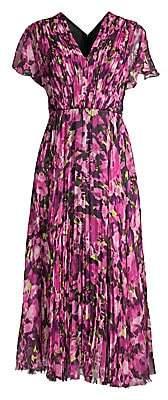 Jason Wu Collection Women's Floral Chiffon Day Dress