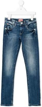 Vingino distressed slim-fit jeans