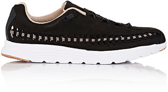 Nike Women's Mayfly Woven Sneakers $120 thestylecure.com