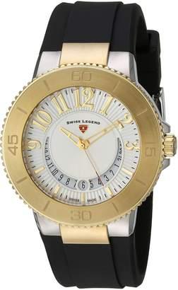 Swiss Legend Women's 11315SM-SG-02 Riviera Analog Display Swiss Quartz Watch