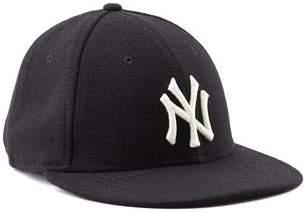 Todd Snyder + New Era NY Yankees Black Wool Hat