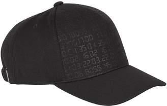 BOSS Reflective Digital Alarm Print Cap