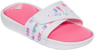 adidas Adilette Clf+ K Unisex Flat Sandals - Little Kids/Big Kids
